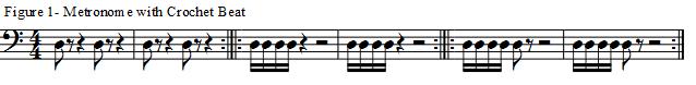 metronome work